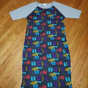 Lularoe - large julia dress
